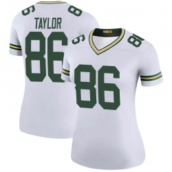 Malik Taylor Green Bay Packers Women's Color Rush Legend Nike Jersey - White