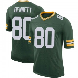 Martellus Bennett Green Bay Packers Youth Limited 100th Vapor Nike Jersey - Green