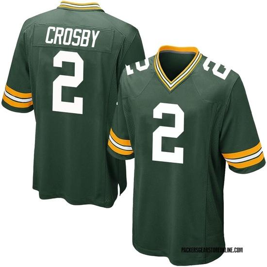 mason crosby jersey cheap