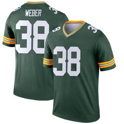 Mike Weber Green Bay Packers Men's Legend Nike Jersey - Green