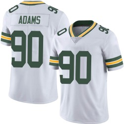 Montravius Adams Green Bay Packers Men's Limited Vapor Untouchable Nike Jersey - White