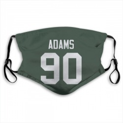 Montravius Adams Green Bay Packers Reusable & Washable Face Mask