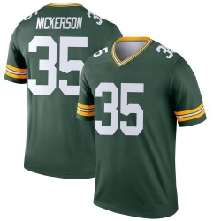 Parry Nickerson Green Bay Packers Youth Legend Nike Jersey - Green