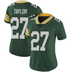 Patrick Taylor Jr. Green Bay Packers Women's Limited Team Color Vapor Untouchable Nike Jersey - Green