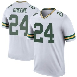 Raven Greene Green Bay Packers Men's Color Rush Legend Nike Jersey - White