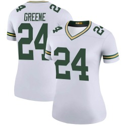Raven Greene Green Bay Packers Women's Color Rush Legend Nike Jersey - White
