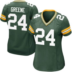 Raven Greene Green Bay Packers Women's Game Team Color Nike Jersey - Green