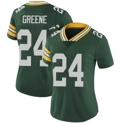 Raven Greene Green Bay Packers Women's Limited Team Color Vapor Untouchable Nike Jersey - Green