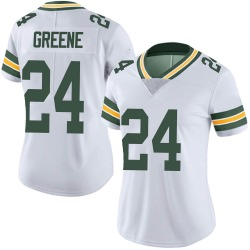 Raven Greene Green Bay Packers Women's Limited Vapor Untouchable Nike Jersey - White