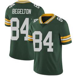 Reggie Begelton Green Bay Packers Men's Limited Team Color Vapor Untouchable Nike Jersey - Green