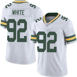 Reggie White Green Bay Packers Men's Limited Vapor Untouchable Nike Jersey - White