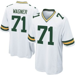 Rick Wagner Green Bay Packers Men's Game Nike Jersey - White