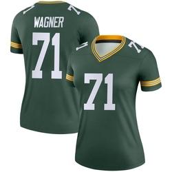 Rick Wagner Green Bay Packers Women's Legend Nike Jersey - Green