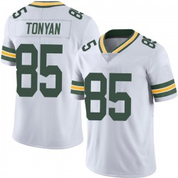 Robert Tonyan Green Bay Packers Men's Limited Vapor Untouchable Nike Jersey - White