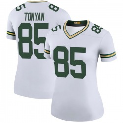 Robert Tonyan Green Bay Packers Women's Color Rush Legend Nike Jersey - White
