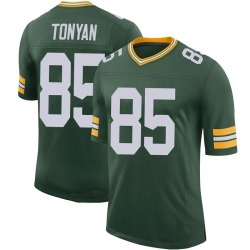 Robert Tonyan Green Bay Packers Youth Limited 100th Vapor Nike Jersey - Green