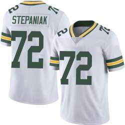 Simon Stepaniak Green Bay Packers Youth Limited Vapor Untouchable Nike Jersey - White