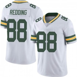 Teo Redding Green Bay Packers Men's Limited Vapor Untouchable Nike Jersey - White