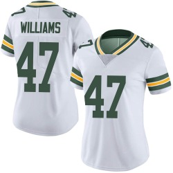 Tim Williams Green Bay Packers Women's Limited Vapor Untouchable Nike Jersey - White