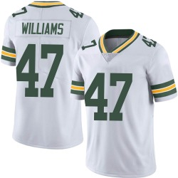 Tim Williams Green Bay Packers Youth Limited Vapor Untouchable Nike Jersey - White