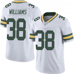 Tramon Williams Green Bay Packers Men's Limited Vapor Untouchable Nike Jersey - White