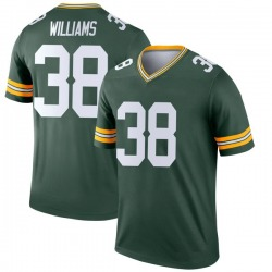 Tramon Williams Green Bay Packers Youth Legend Nike Jersey - Green