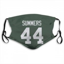 Ty Summers Green Bay Packers Reusable & Washable Face Mask