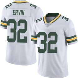 Tyler Ervin Green Bay Packers Youth Limited Vapor Untouchable Nike Jersey - White