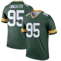 Tyler Lancaster Green Bay Packers Men's Legend Nike Jersey - Green