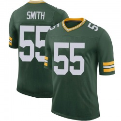 Za'Darius Smith Green Bay Packers Men's Limited 100th Vapor Jersey - Green